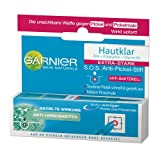 Garnier Hautklar S.O.S. Anti-Pickel-Stift, gezielte Soforthilfe gegen Pickel, anti-bakteriell, mildert Pickelmale, transparent, 3er Pack (3 x 10 ml)